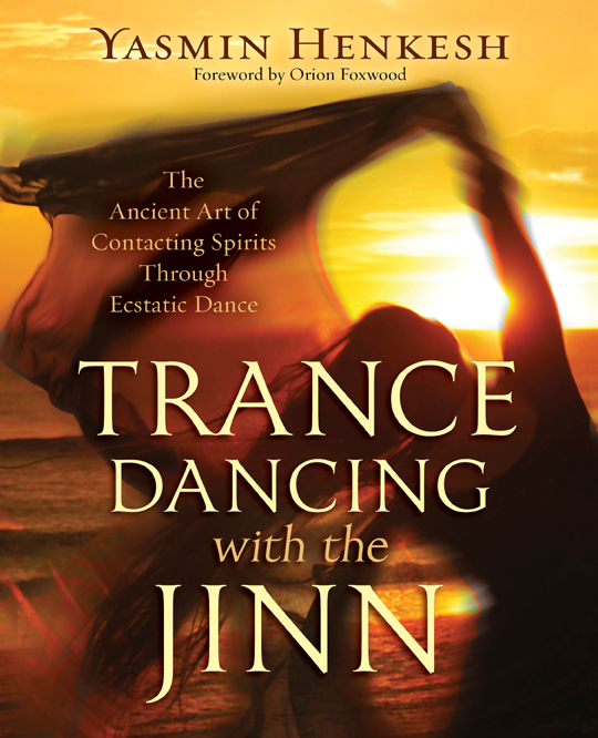 Trance Dancing with the Jinn cover